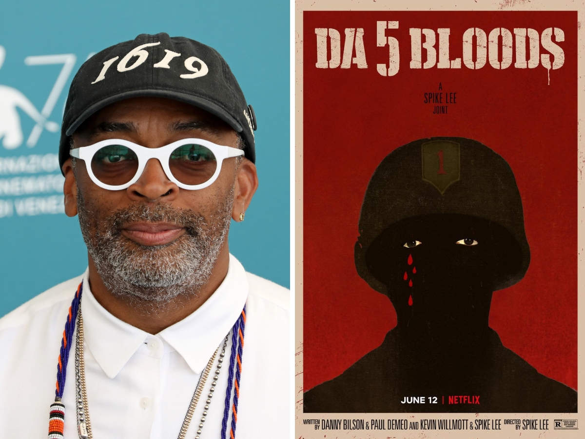 """""""Da 5 Bloods""""(2020)"""